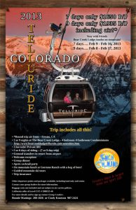 Telluride Flyer 2013