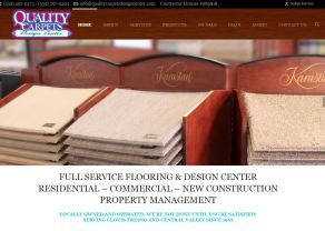 QUALITY CARPETS DESIGN CENTER