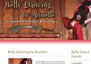 Belly Dancing by Annette